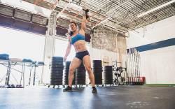 Camille Leblanc-Bazinet, Reebok-sponsored CrossFit athlete