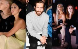 new york fashion week, celebs in