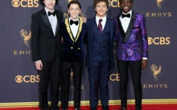 Kids on the Red Carpet at the Emmy's