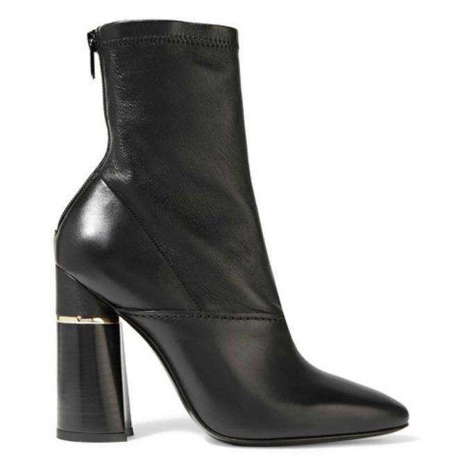 3.1 Phillip Lim Kyoto leather sock boot