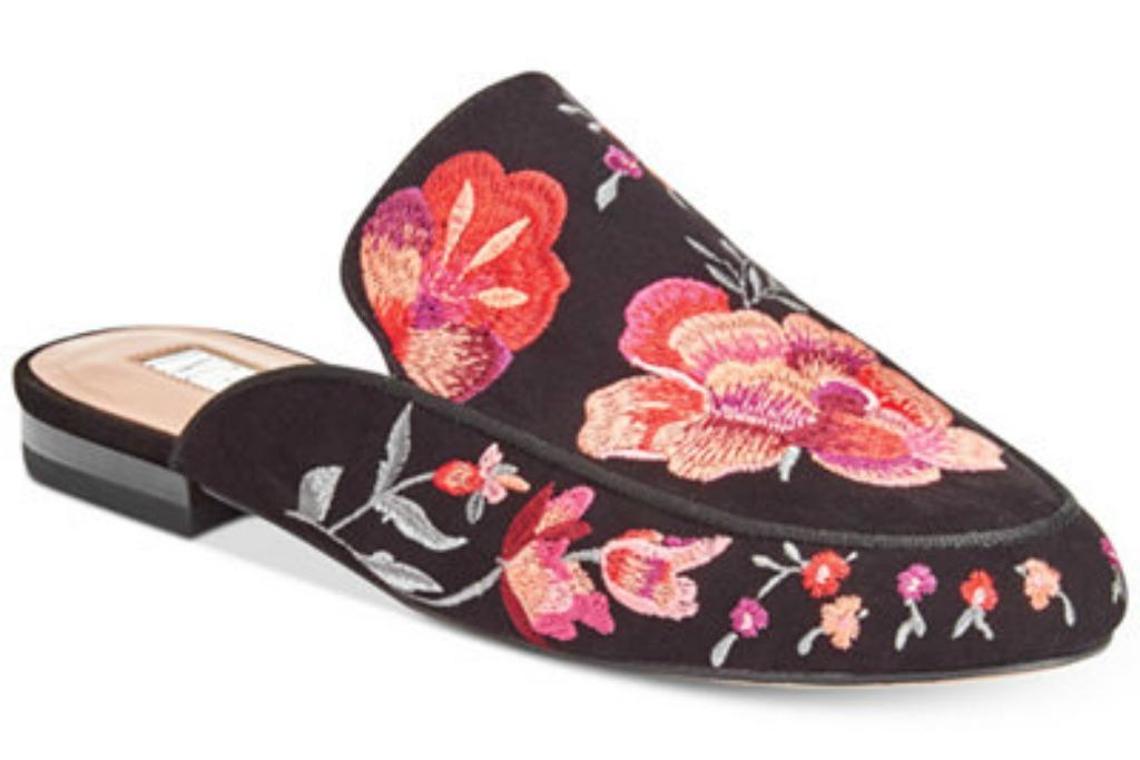Anna Sui Loves Gannie Mules