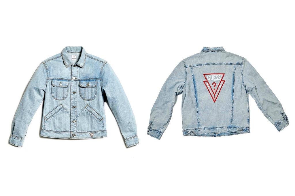 A$AP Rocky Denim Jacket