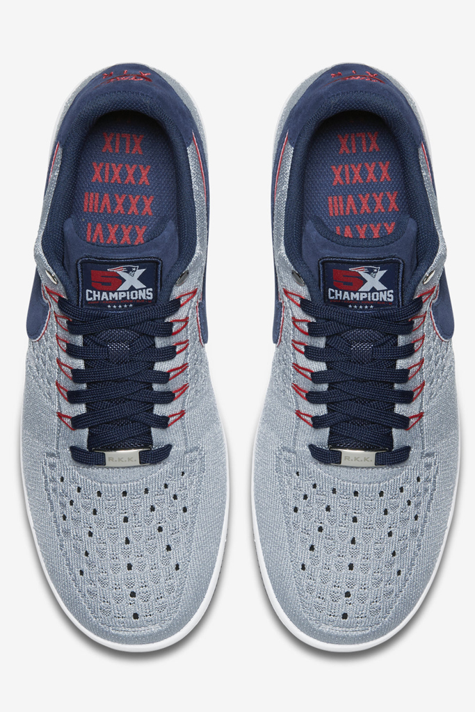 Nike Air Force 1 New England Patriots