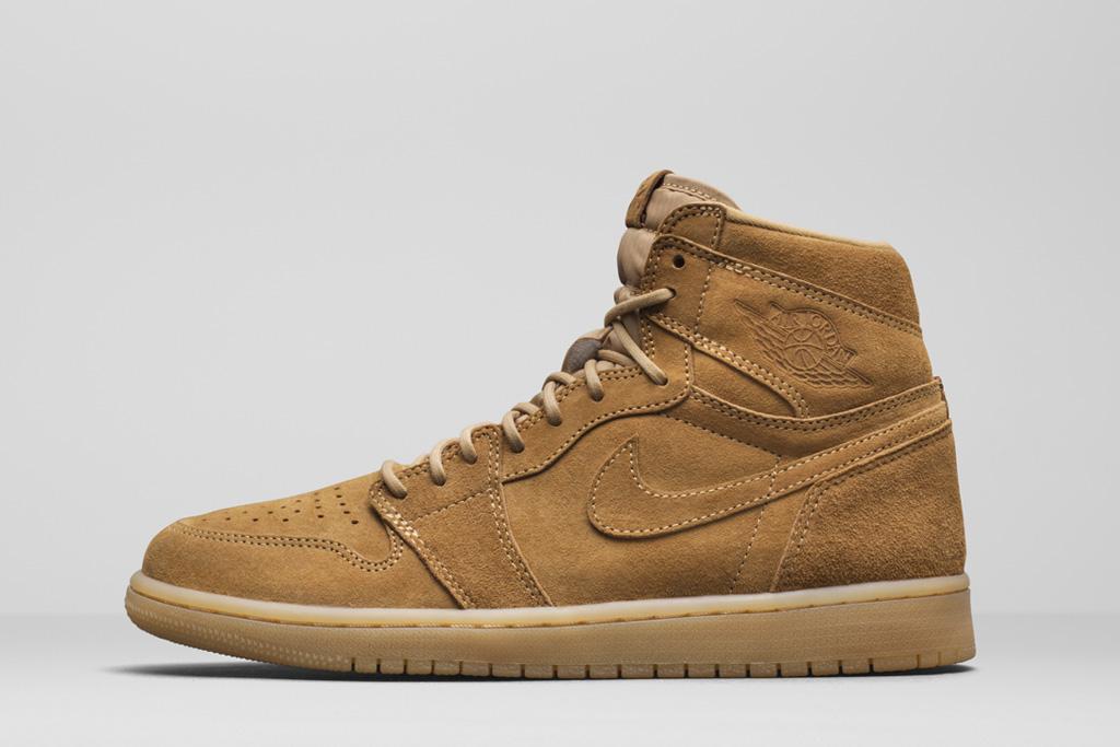 Air Jordan 1 High OG Wheat