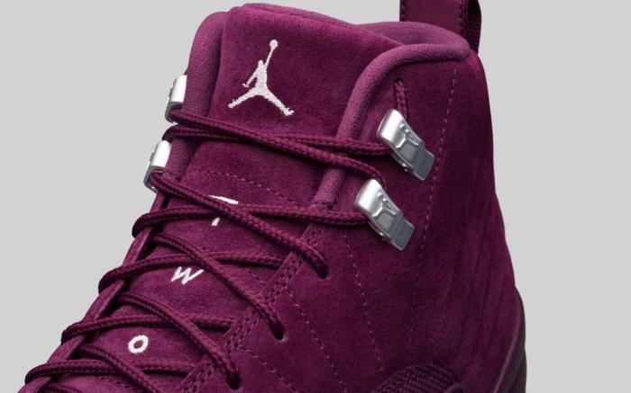 Air Jordan 12 Retro Bordeaux