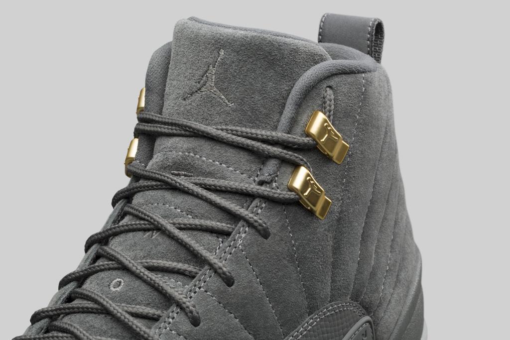 Air Jordan 12 Retro Dark Gray