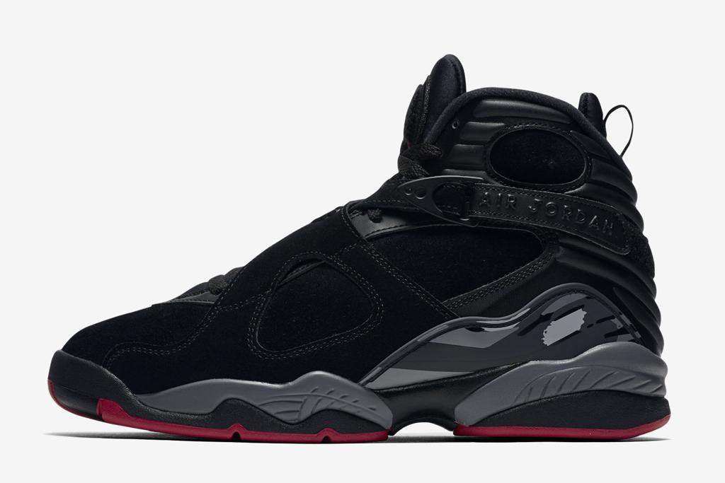 Air Jordan 8 Black Cement