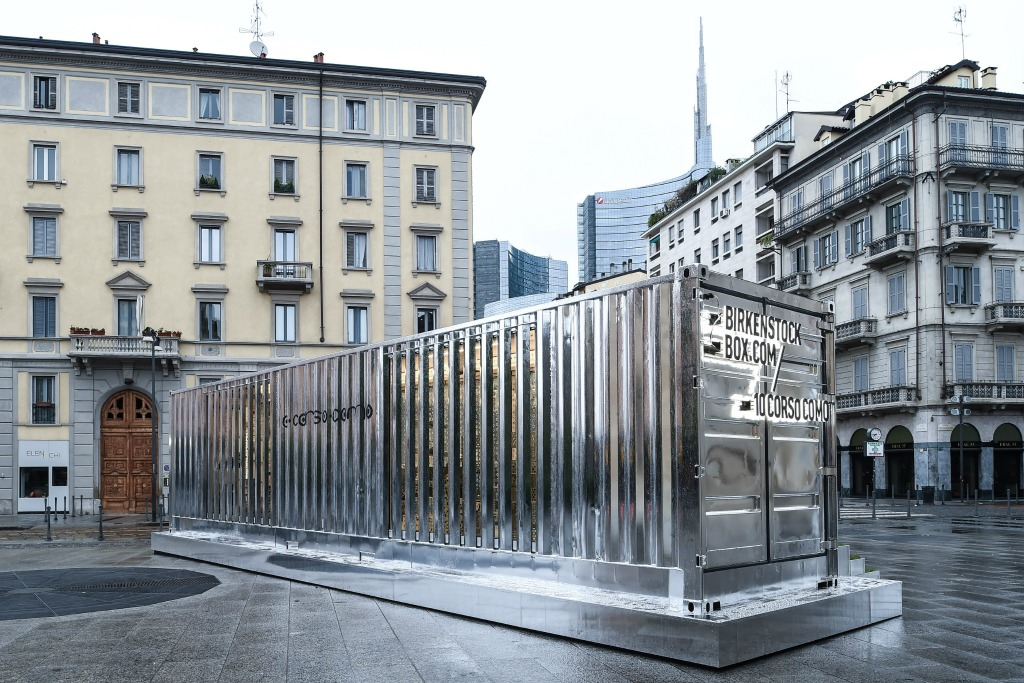 birkenstock, 10 Corso Como, milan fashion week