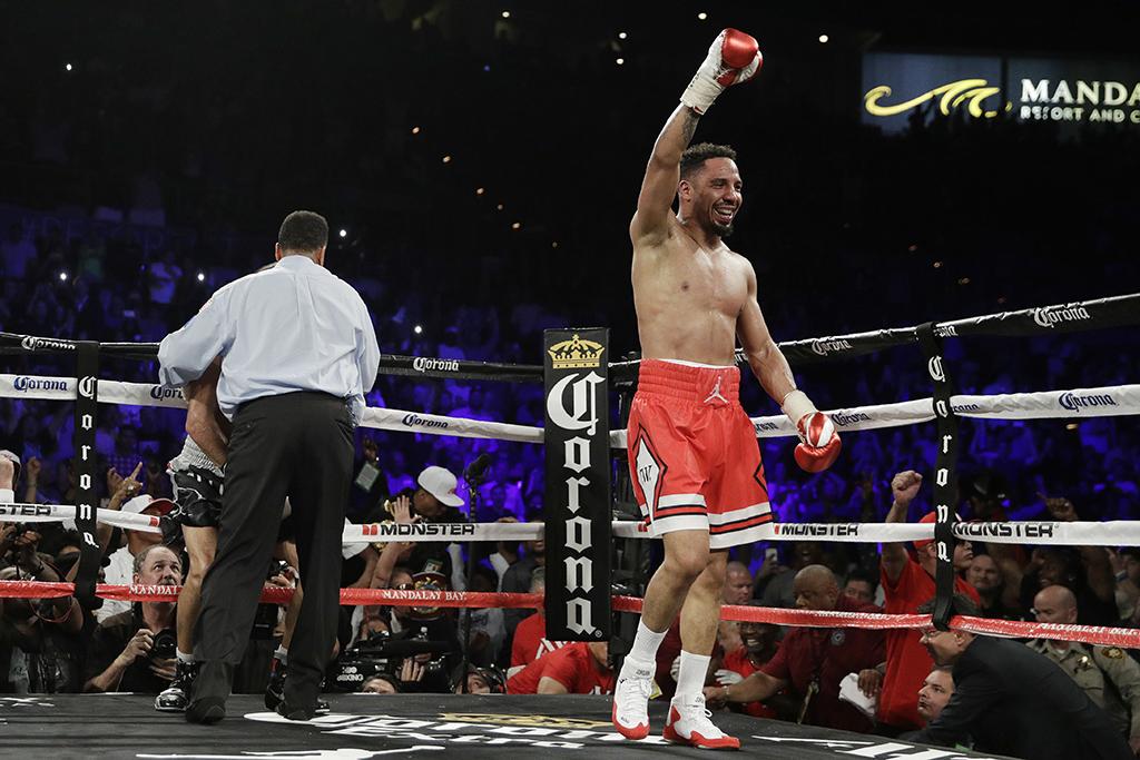 Andre Ward Sergey Kovalev Boxing Jordan Brand Las Vegas