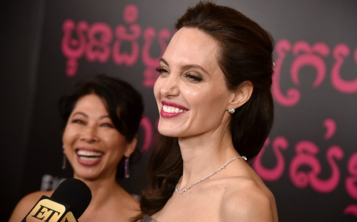 """Angelina Jolie """"First They Killed My Father"""" premiere"""