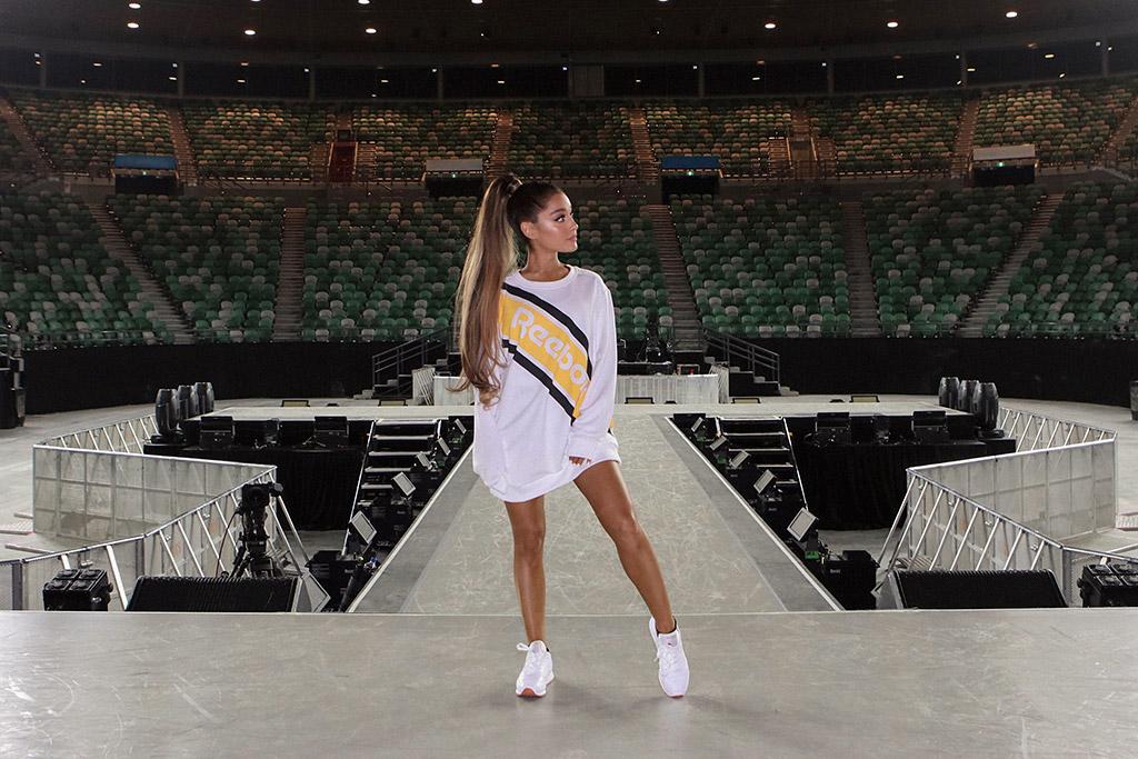 Ariana Grande Reebok