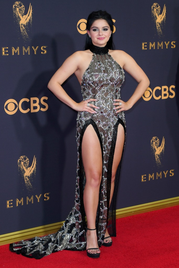 Ariel Winter at the 69th Emmy Awards