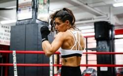 Ashley Guarrasi, Nike-sponsored boxing trainer