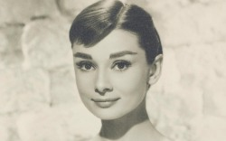 audrey hepburn photograph auction