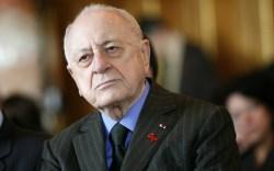 Pierre Bergé at France World Aids