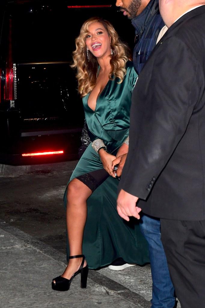 Beyoncé, Giuseppe Zanotti