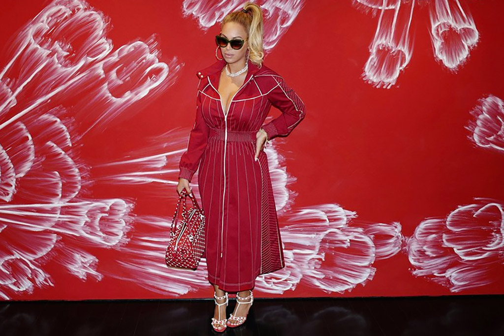 Beyonce Valentino