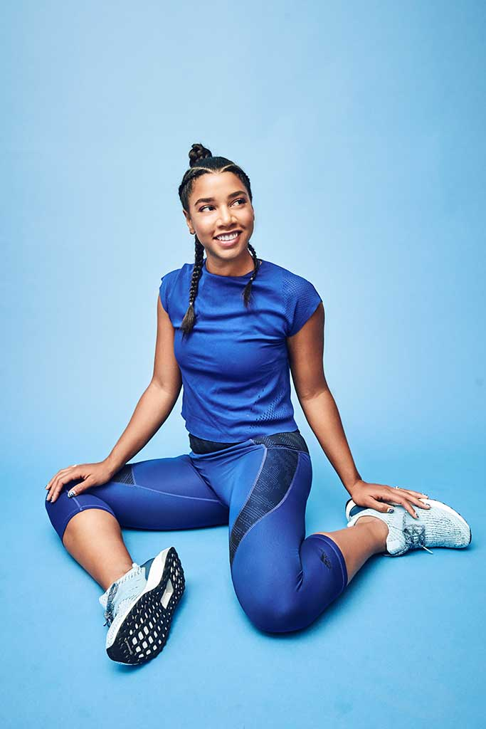 Hannah Bronfman Adidas Ultra Boost
