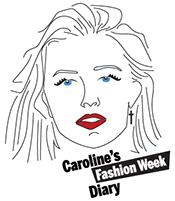Caroline Vreeland's Fashion Week Diary