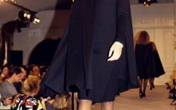 Cindy Crawford on the Runway