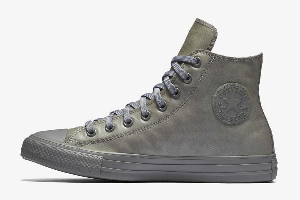 Converse Chuck Taylor All Star Translucent Rubber High Top