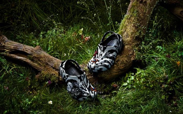 Christopher Kane x Crocs fall '17