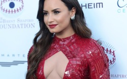 Demi Lovato's Body-Confident Style