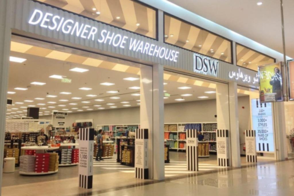 dsw shoe store