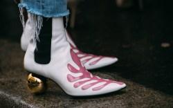eduard both heels, paris fashion week