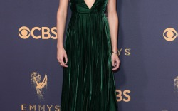 Sexy, Plunging Necklines at the 2017 Emmy Awards
