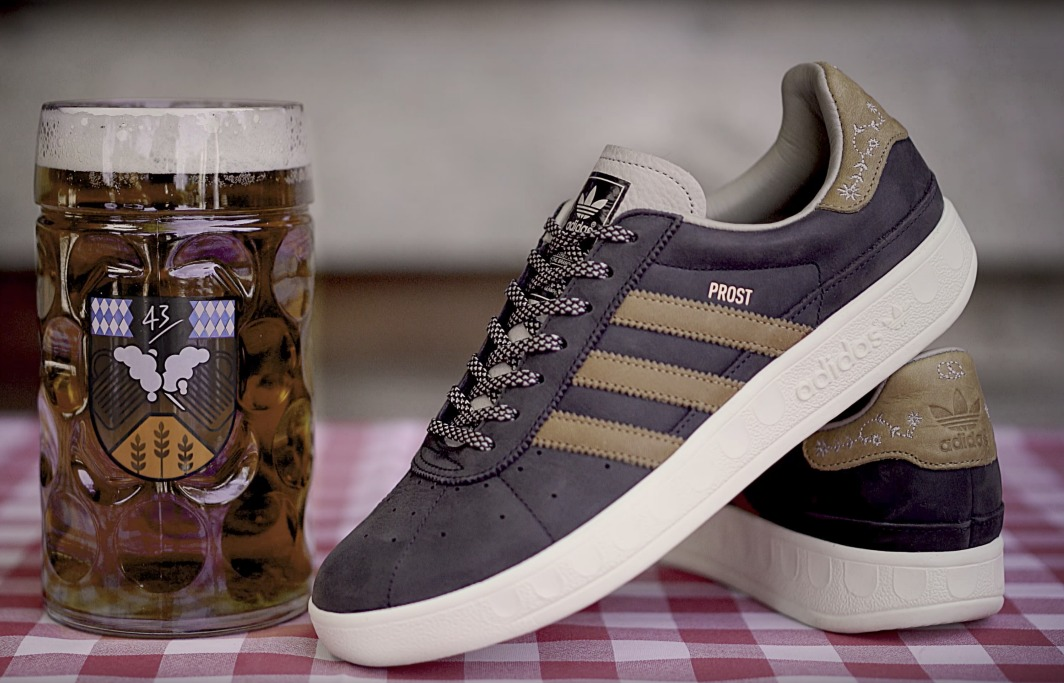 Adidas Made Beer-Proof Munchen Shoes