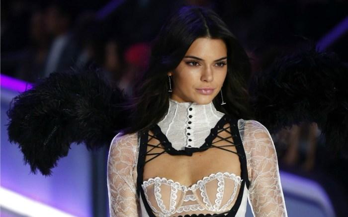 Kendall Jenner at Victoria's Secret Fashion Show