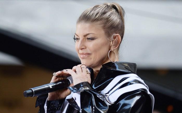Fergie, Today Show