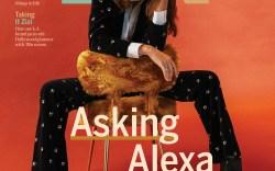 Alexa Chung Cover