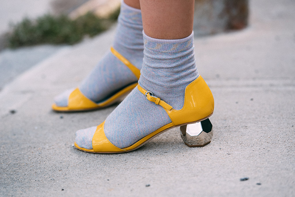 street style, new york fashion week, shoes, NYFW