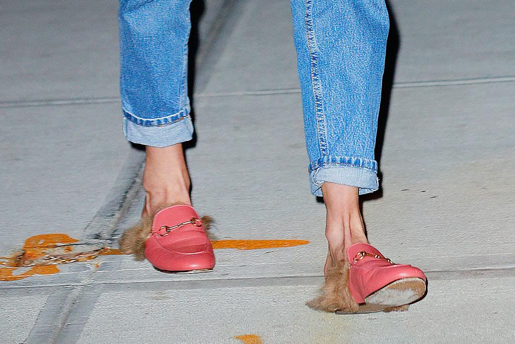 Celebrities in Gucci Mules \u0026 Loafers