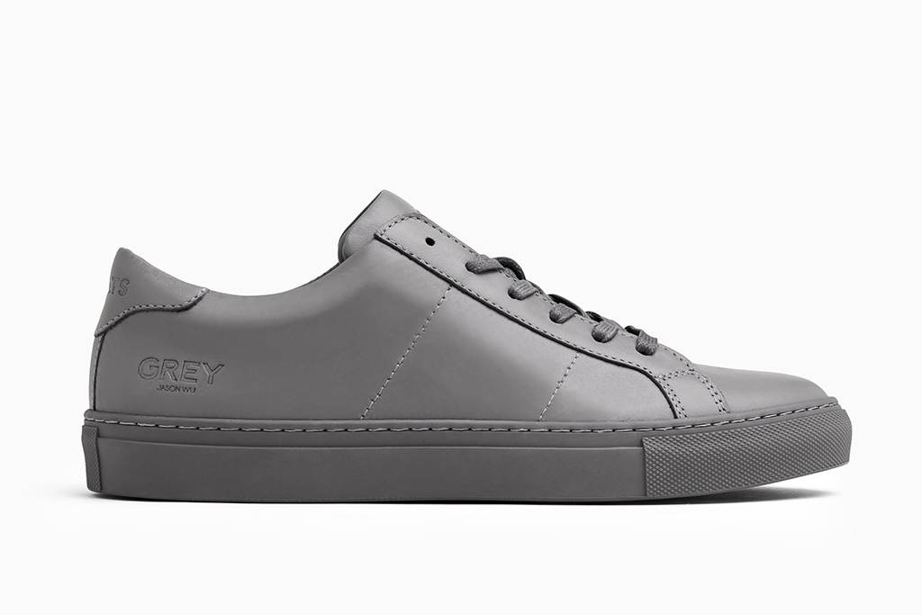 new york fashion week, jason wu, grey, greats, sneakers
