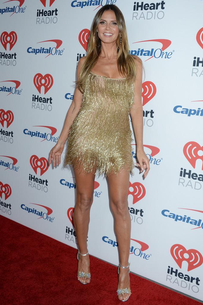 Heidi Klum, IHeart Radio