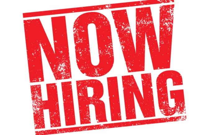 hiring retail jobs