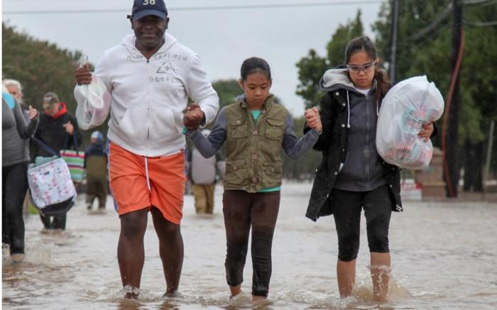 hurricane harvey houston texas flooding