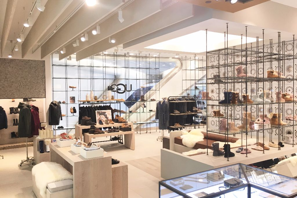 Ugg Opens Third New York Store in