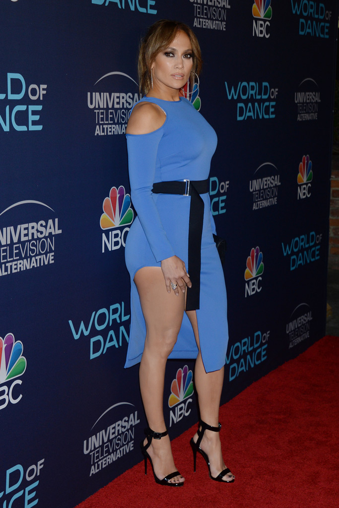 Jennifer Lopez. david koma