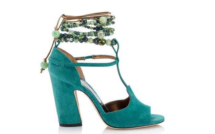 Jimmy Choo's Spring '18 Collection