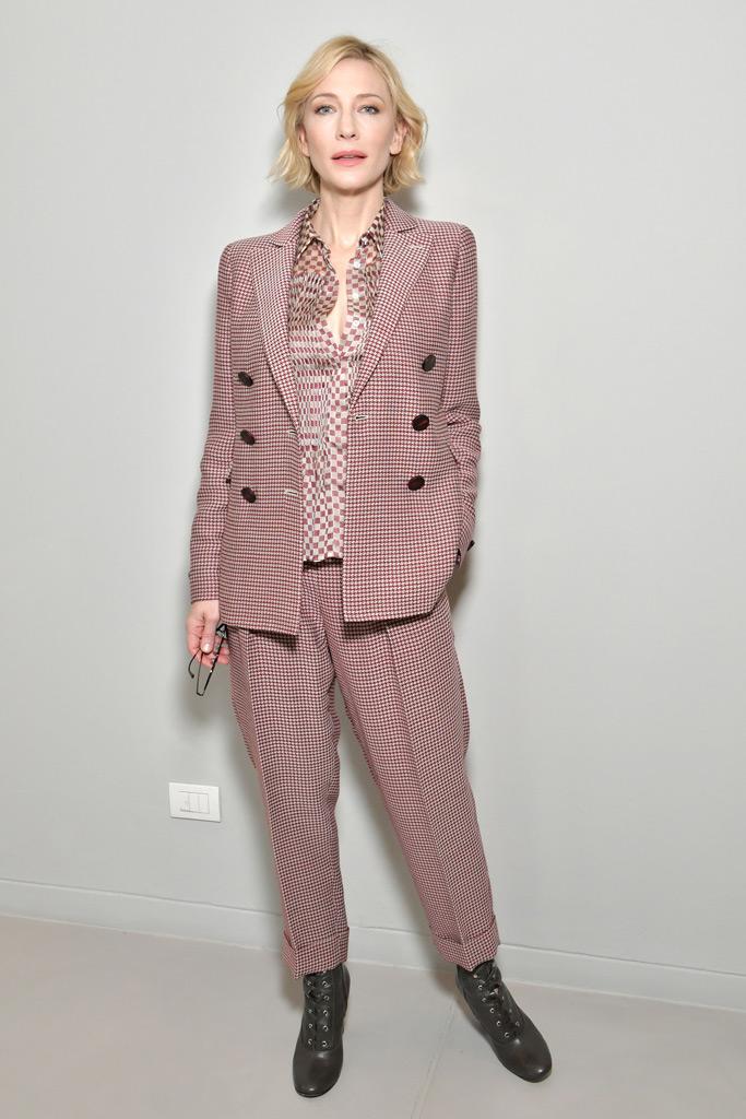 Cate Blanchett, Armani