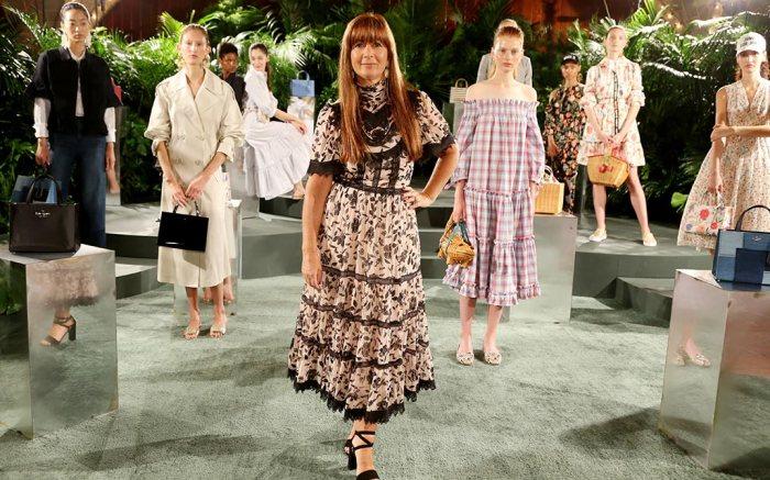 Kate Spade New York Fashion Week S/S '18