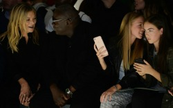 Celebs in the Front Row: LFW
