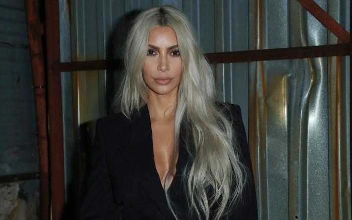 Kim Kardashian, Alexander Wang