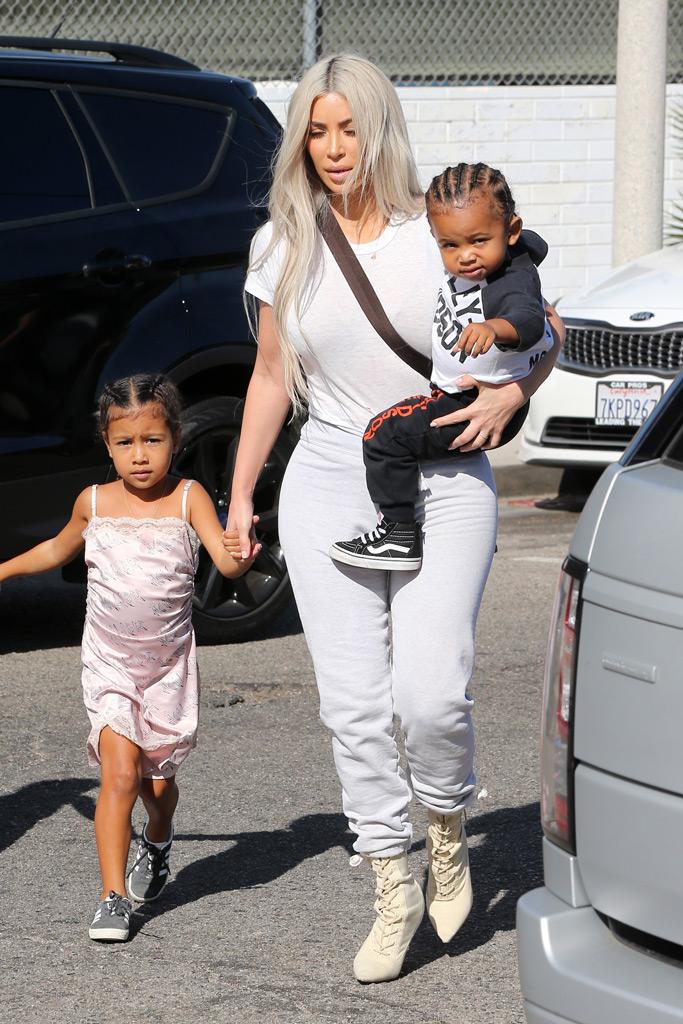 Kim Kardashian, kids