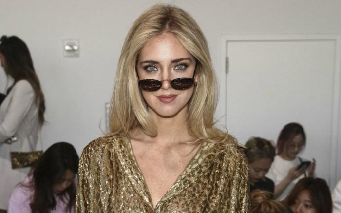 michael kors, new york fashion week, Chiara Ferragni