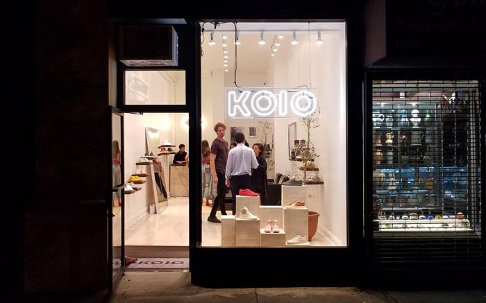 Koio Upper East Side New York City